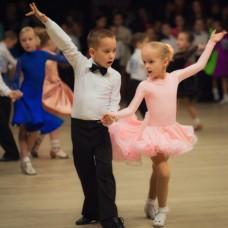 Как подготовить ребенка к бально-спортивному турниру