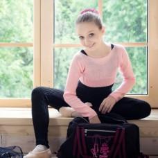 Как выбрать вязаные гетры и разогревочную танцевальную одежду