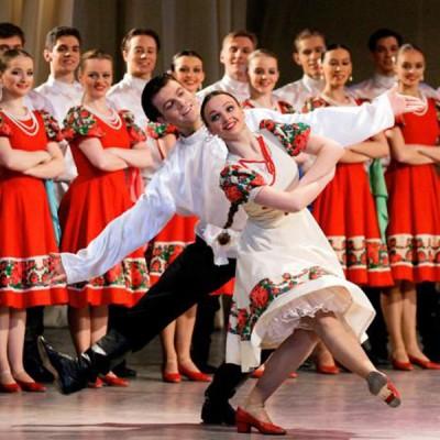 Народная танцевальная обувь